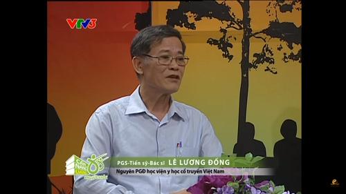 Hiệu trưởng TCYD Tuệ Tĩnh, PGS.TS Lê Lương Đống - Bệnh lý nam khoa
