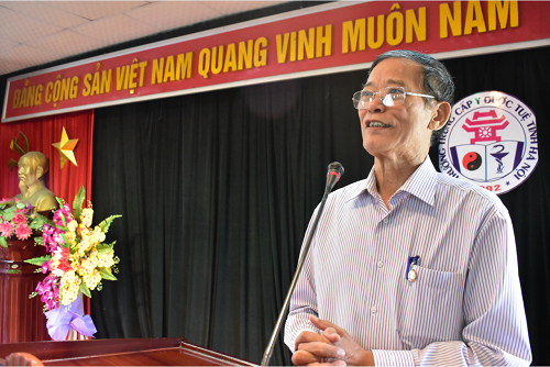Chi hội Nam Y trường Tuệ tĩnh tổ chức trao đổi phương pháp, phương thuốc chữa bệnh bằng thuốc Nam