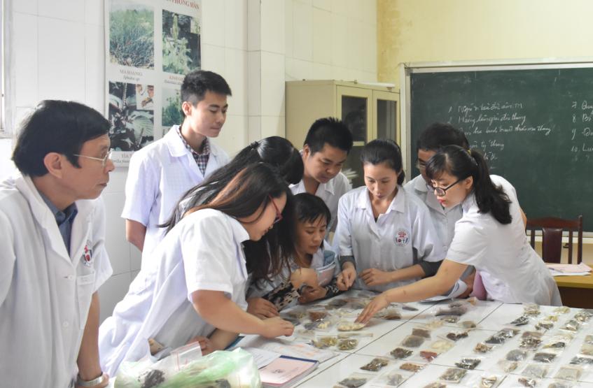 Thông báo khai giảng lớp Chính quy Ngành Y học cổ truyền năm 2019