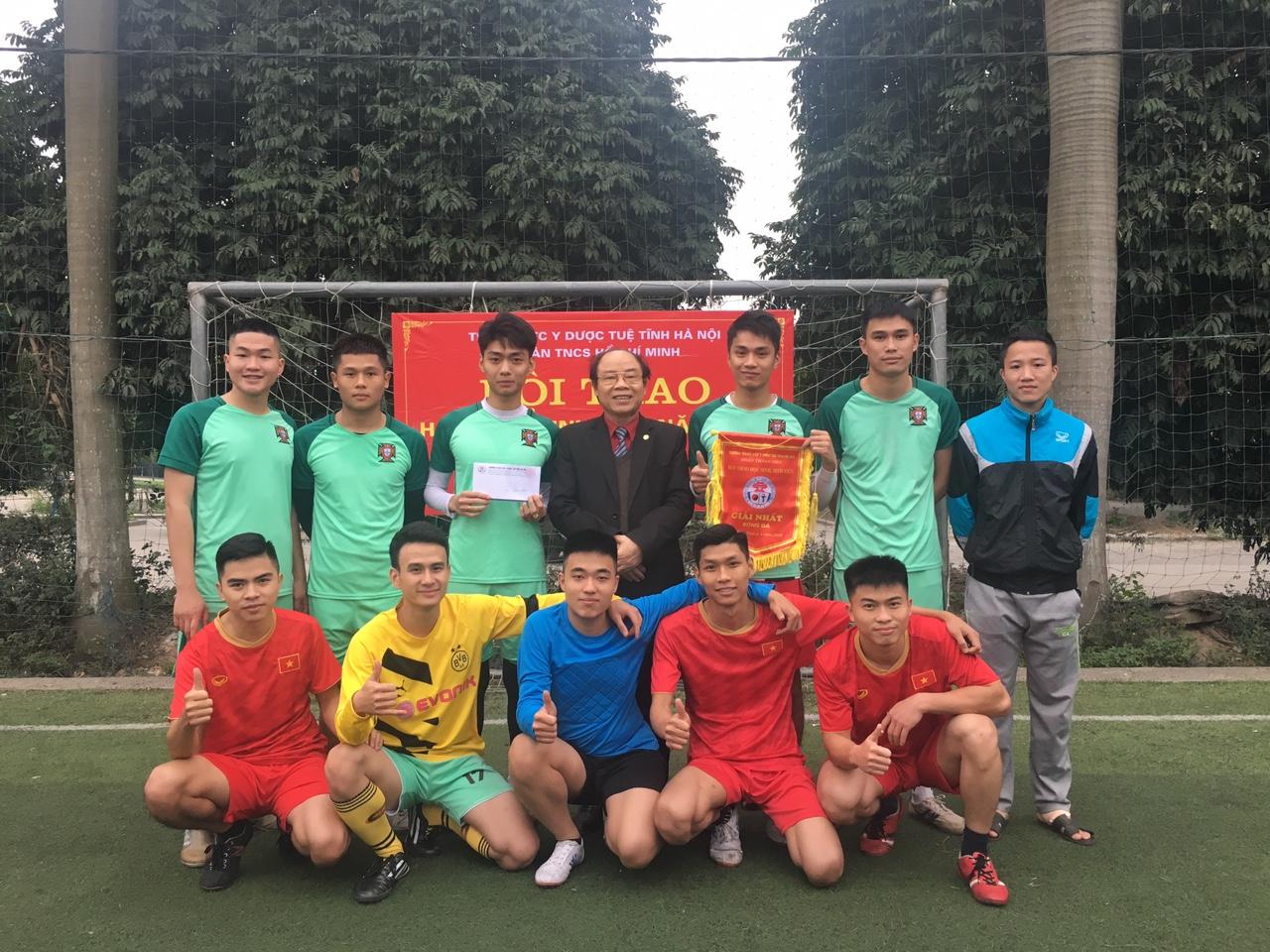 Sôi nổi Hội thao Học sinh Sinh viên 2019