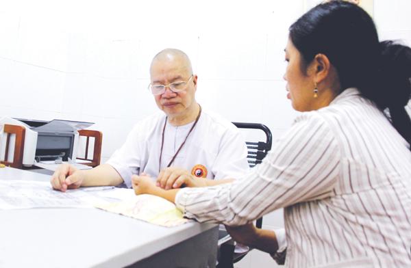 Quan niệm Đông y về bệnh