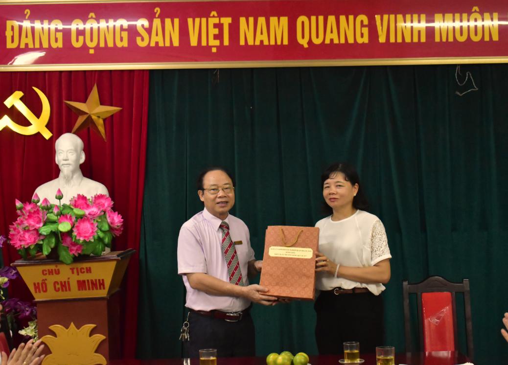 Đảng ủy khối Doanh nghiệp Quận Hoàng Mai tri ân ngày Thương binh liệt sỹ Việt Nam