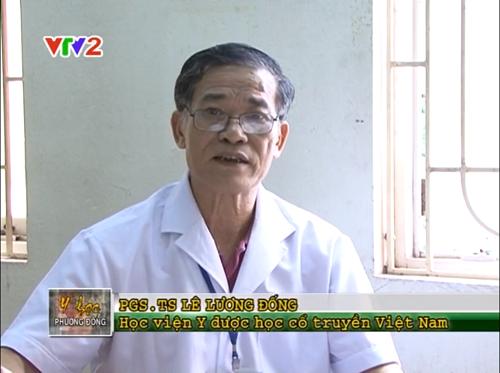 Hiệu trưởng TCYD Tuệ Tĩnh, PGS.TS Lê Lương Đống - Bài thuốc gan nhiễm mỡ