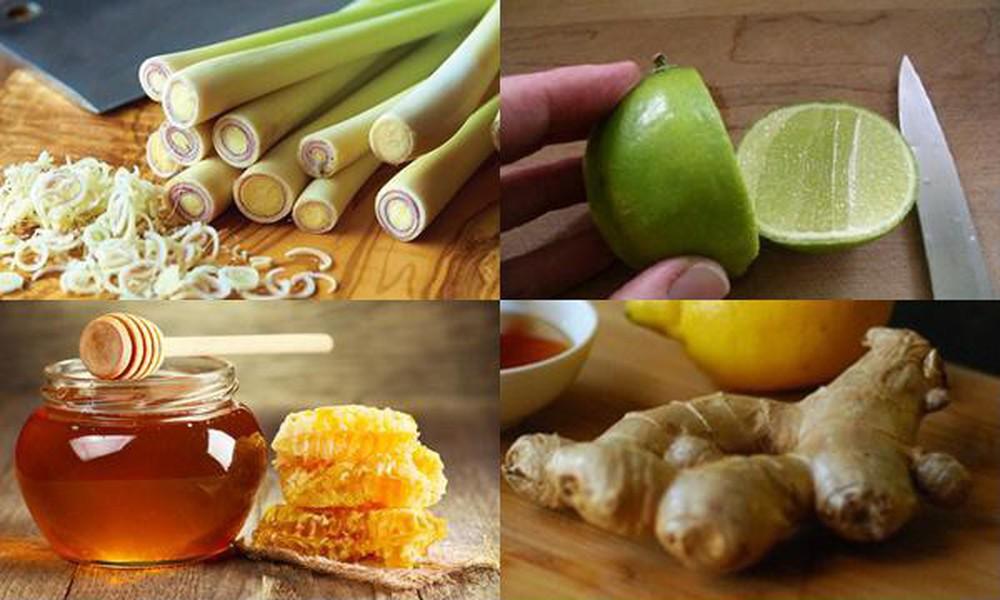 Ngăn ngừa virus Covid-19 bằng chanh, xả gừng, mật ong liệu hiệu quả?