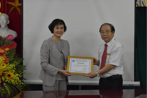 Quyết định kết nạp Hội viên Hiệp hội Giáo dục nghề nghiệp và Nghề công tác xã hội Việt Nam