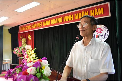 Trường Y dược Tuệ Tĩnh Hà Nội phổ biến quy chế thi tốt nghiệp 2018