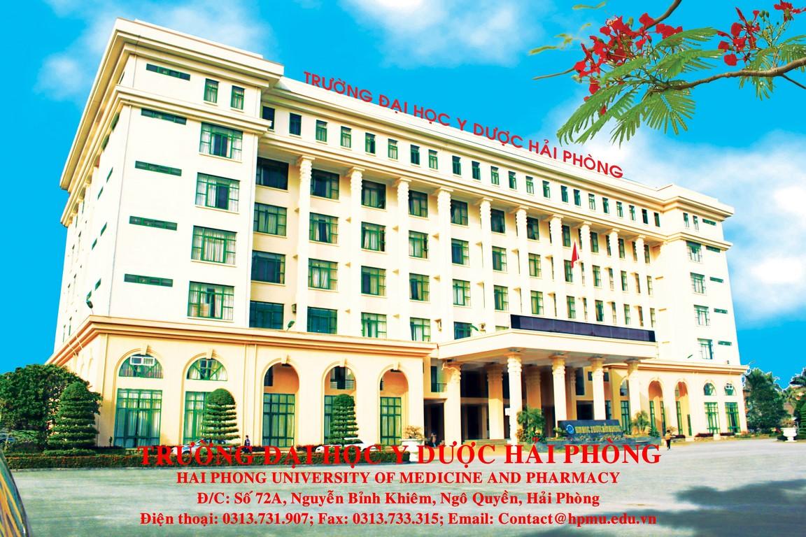 Trường Đại học Y Dược Hải Phòng: Thông báo phối hợp tuyển sinh liên thông đại học điều dưỡng vừa làm vừa học năm học 2019