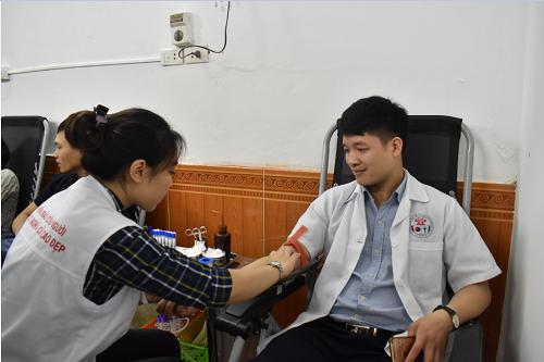 Hiến máu cứu người – Một nghĩa cử cao đẹp