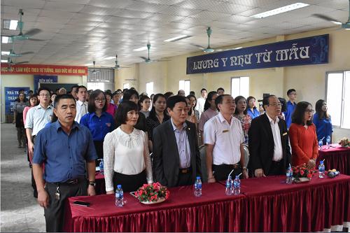 Mít tinh Kỷ niệm 87 năm ngày thành lập Đoàn Thanh niên Cộng sản Hồ Chí Minh ( 26/03/1931 - 26/03/2018)