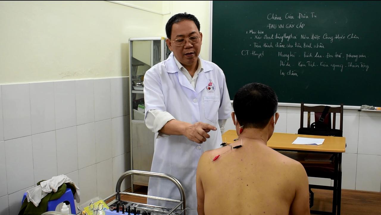 Trường TCYD Tuệ Tĩnh Hà Nội tổ chức thẩm định chuyên môn