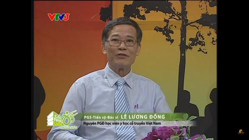 Hiệu trưởng TCYD Tuệ Tĩnh, PGS.TS Lê Lương Đống - Hội chứng cổ vai tay