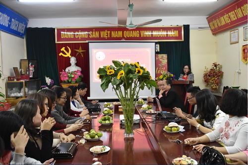 Trường TCYD Tuệ Tĩnh Hà Nội: Chào mừng 108 năm Ngày Quốc tế phụ nữ (8/3) và 1978 năm khởi nghĩa Hai Bà Trưng.