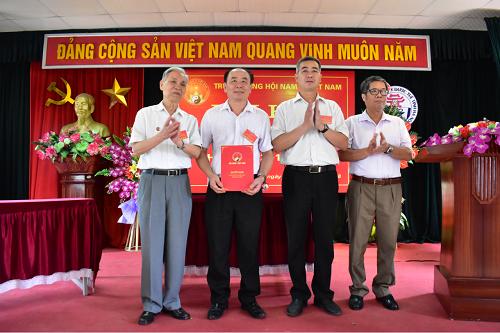 Đại hội Chi hội Nam Y trường Tuệ Tĩnh lần thứ I nhiệm kỳ 2018 - 2023.